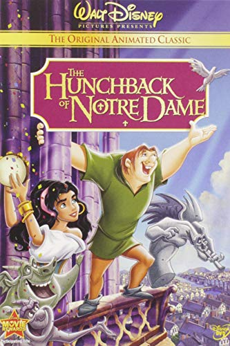 Get The Hunchback Of Notre Dame On Video