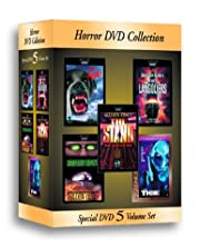 Stephen King Horror DVD Collection…