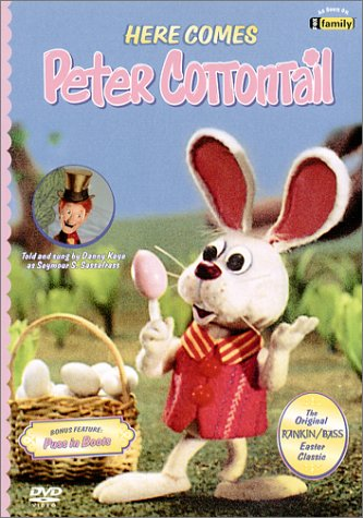 Get Here Comes Peter Cottontail On Video