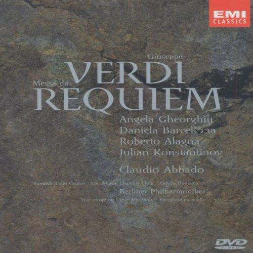 Requiem - Gheorghiu, Barcellona, Alagna, Konstanti