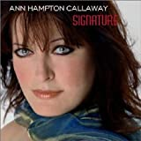 Album Signature by Ann Hampton Callaway