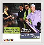 "Read ""Christos Rafalides' Manhattan Vibes"" reviewed by C. Michael Bailey"