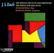 J.S. Bach: Sonatas for Flute and Fortepiano,…