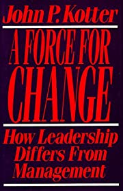 Force For Change : How Leadership Differs…