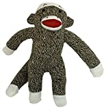 Multipet Monkey Sock Pal