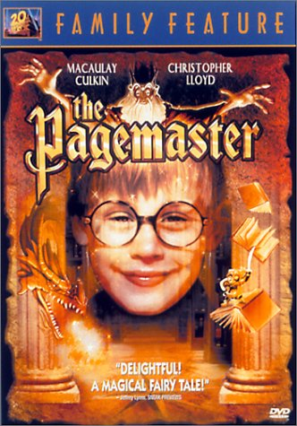 Get The Pagemaster On Video