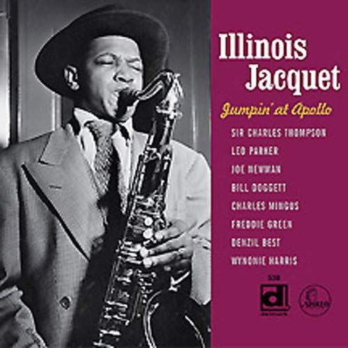 """Read """"Illinois Jacquet"""" reviewed by Colin Fleming"""