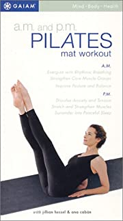 A.M. and P.M. Pilates Mat Workout (Two-Pack)…