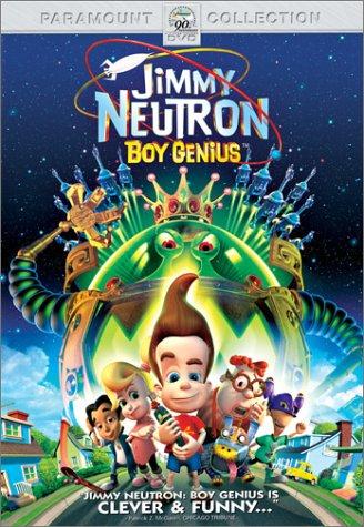 Get Jimmy Neutron: Boy Genius On Video