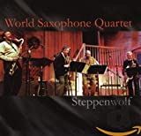 Album Steppenwolf by World Saxophone Quartet