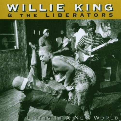 Album Living in a New World by Willie King