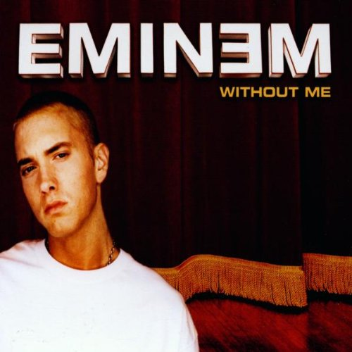 Without Me [German CD]