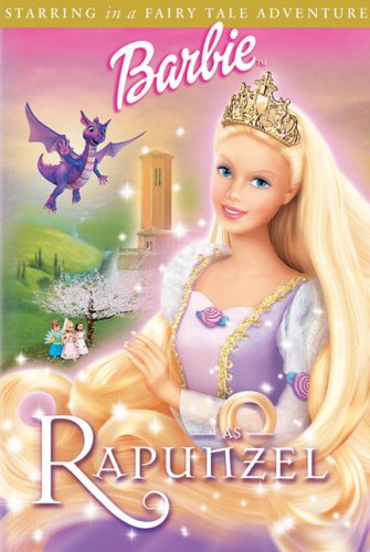Get Barbie as Rapunzel On Video