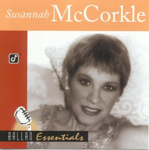 Album Ballad Essentials by Susannah McCorkle