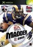 Madden NFL 2003 (2002) (Video Game)