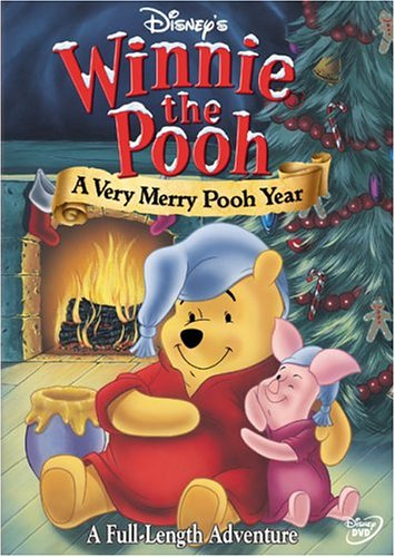 Get Winnie The Pooh: A Very Merry Pooh Year On Video