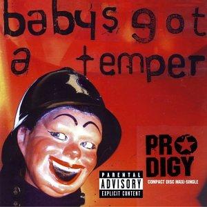 Baby's Got a Temper [Enhanced CD]