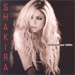 Underneath Your Clothes [UK CD]