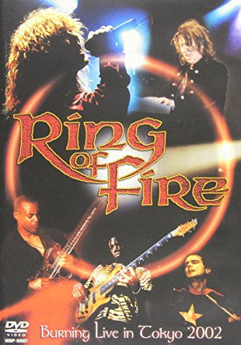Ring of Fire: Burning Live in Tokyo