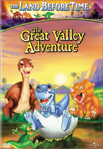 Get The Land Before Time II: The Great Valley Adventure On Video