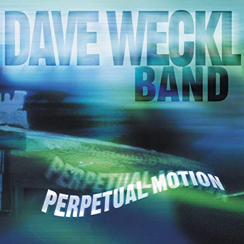 Album Perpetual Motion by Dave Weckl