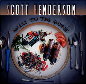 Album Well to the Bone by Scott Henderson