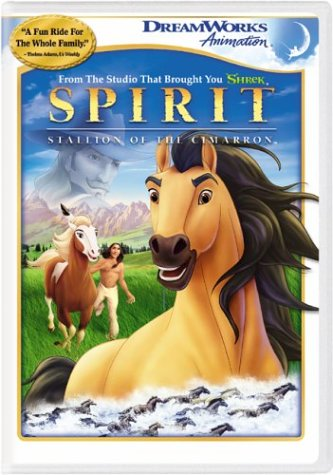 Get Spirit: Stallion Of The Cimarron On Video