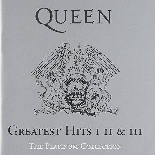 Queen greatest hits ii (2lp + mp3 download) 180 gram pressing.
