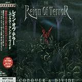 THE REIGN OF TERROR Conquer & Divide album cover