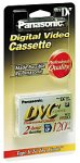 PANASONIC DVM-80XJ1 Professional Quality  Mini Digital Videocassettes