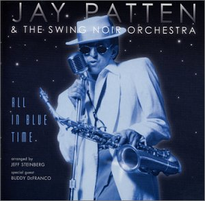 Album All in Blue Time by Jay Patten