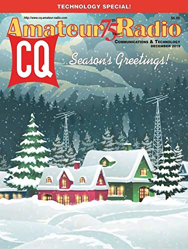 CQ Magazine subscription on Amazon