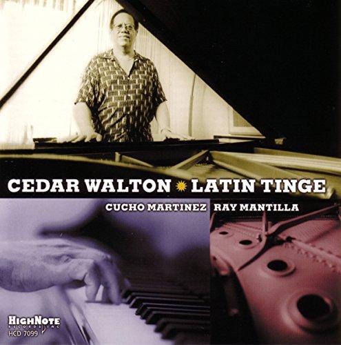 Latin Tinge by Cedar Walton