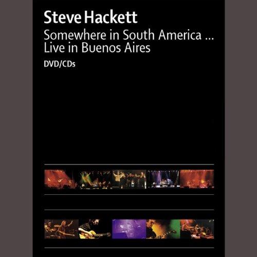 Steve Hackett: Somewhere in South America [Region 2]