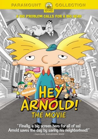 Get Hey Arnold! The Movie On Video