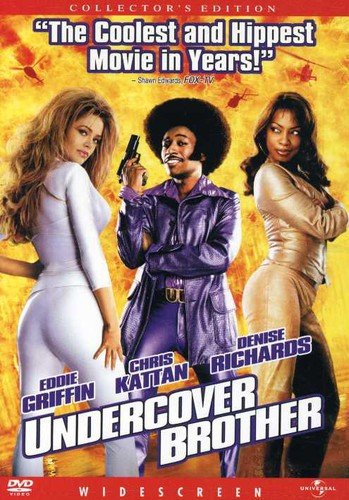 Undercover Brother (Widescreen Collector's Edition ...
