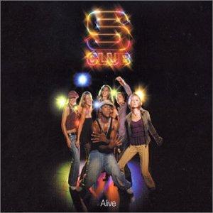 Alive [UK CD #1]