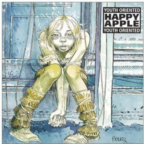 Album Youth Oriented by Happy Apple