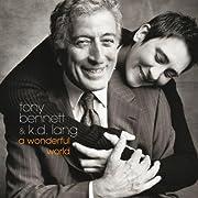 A Wonderful World de Tony Bennett & Kd Lang