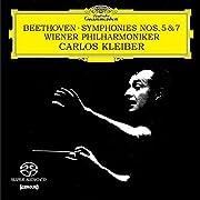 Beethoven: Symphonies Nos. 5 & 7 af Ludwig…