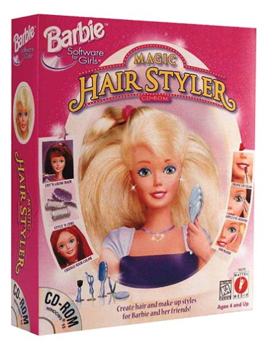 Barbie Magic Hair Styler Iso - askeasysite