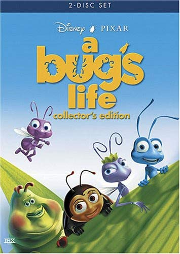 Get A Bug's Life On Video