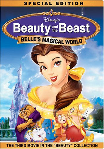 Get Belle's Magical World On Video