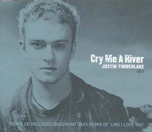 Cry Me a River, Pt. 2 [UK CD Single]