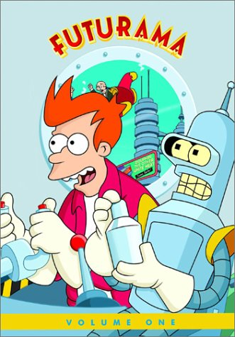Insane in the Mainframe part of Futurama Season 3