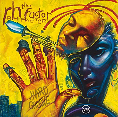 Hard Groove by Roy Hargrove