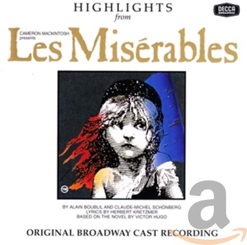 Les Miserables written by Claude-Michel Schonberg
