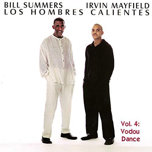 """Read """"Volume 4: Vodou Dance"""" reviewed by Chris M. Slawecki"""