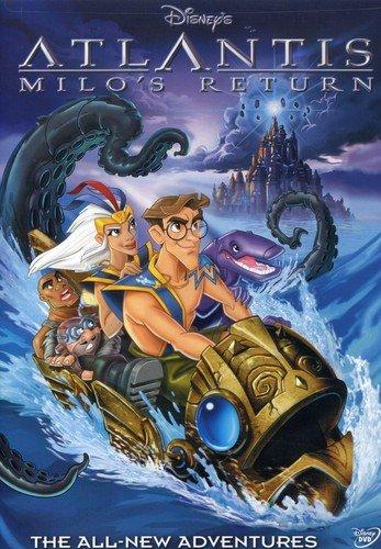 Get Atlantis: Milo's Return On Video