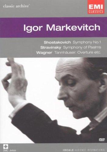 Archives De Concert: Chostakovitch, Symph. 1; Str